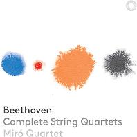 COMPLETE STRING QUARTETS/ MIRO QUARTET [베토벤: 현악 4중주 전곡집 - 미로 사중주단]