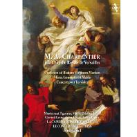 A LA CHAPELLE ROYALE DE VERSAILLES/ JORDI SAVALL [2SACD HYBRID+DVD: PAL 방식] [샤르팡티에: 베르사유 왕실 예배당에서]