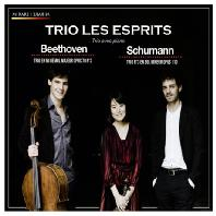 TRIO AVEC PIANO/ TRIO LES ESPRITS [베토벤 & 슈만: 피아노 트리오]