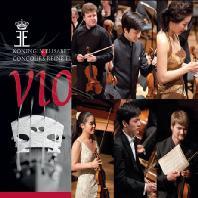 2012 QUEEN ELISABETH COMPETITION: VIOLIN/ 신현수(HYUN SU SHIN) [2012년 퀸 엘리자베스 콩쿠르: 바이올린]