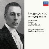 THE SYMPHONIES/ VLADIMIR ASHKENAZY [라흐마니노프: 교향곡 전집 - 콘서트헤보우 오케스트라, 아쉬케나지]
