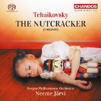 THE NUTCRACKER/ NEEME JARVI [SACD HYBRID] [차이코프스키: 호두까기 인형 전곡]