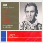 DON GIOVANNI/ JOSEF KRIPS [HERITAGE MASTERS]