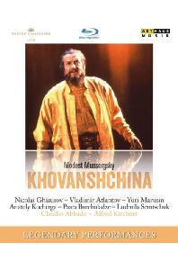 KHOVANSHCHINA/ CLAUDIO ABBADO [LEGENDARY PERFORMANCES] [무소르그스키: 호반시치나]
