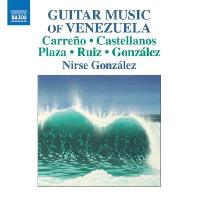GUITAR MUSIC OF VENEZUELA/ NIRSE GONZALEZ [니르세 곤살레스: 베네수엘라의 기타 음악 작품집]