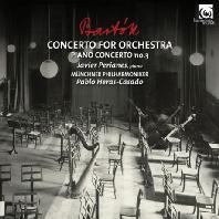 CONCERTO FOR ORCHESTRA & PIANO CONCERTO NO.3/ JAVIER PERIANES, PABLO HERAS-CASADO [바르톡: 피아노 협주곡 3번, 관현악을 위한 협주곡 - 페리아네스, 에라스 카사도]