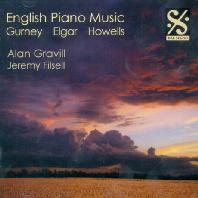ENGLISH PIANO MUSIC/ ALAN GRAVILL, JEREMY FILSELL