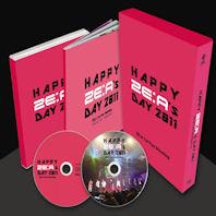 HAPPY ZEA`S DAY 2011 [2DVD+포토북] [제국의 아이들 첫번째 팬미팅] [한정판]