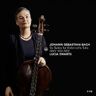 SIX SUITES FOR VIOLONCELLO SOLO BWV 1007-1012/ LUCIA SWARTS [바흐: 무반주 첼로 모음곡 전곡 - 루시아 스바르츠]