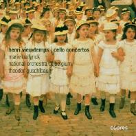CELLO CONCERTOS 1 & 2/ MARIE HALLYNCK, THEODOR GUSCHLBAUER