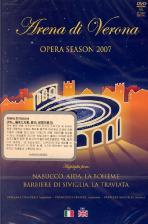ARENA DI VERONA/ OPERA SEASON 2007 [PAL방식]