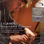 HARPSICHORD CONCERTOS/ OTTAVIO DANTONE