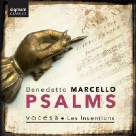 PSALMS/ VOCES 8, LES INVENTIONS [베네데토 마르첼로: 시편]