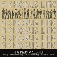 A CHORUS LINE [40주년 기념 앨범: 오리지널 브로드웨이 캐스트] [뮤지컬 코러스 라인]