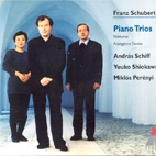 PIANO TRIOS/ ANDRAS SCHIFF, YUUKO SHIOKAWA, MIKLOS PERENYI