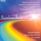 RAINBOW BODY/ ROBERT SPANO