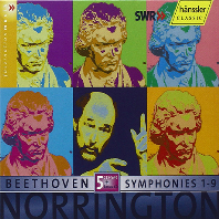 SYMPHONIES 1-9/ ROGER NORRINGTON [베토벤: 교향곡 전곡 - 로저 노링턴]