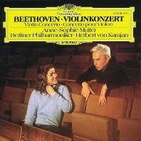 VIOLIN CONCERTO/ ANNE-SOPHIE MUTTER, HERBERT VON KARAJAN [REMASTERED] [베토벤: 바이올린 협주곡 - 무터, 카라얀]
