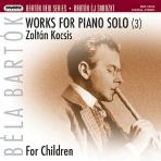 WORKS FOR PIANO SOLO 3/ ZOLTAN KOCSIS