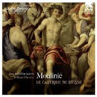 LE CANTIQUE DE MOYSE/ LES ARTS FLORISSANTS, WILLIAM CHRISTIE [윌리엄 크리스티 & 레자르 플로리상: 물리니에 - 모세 찬가]