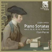 PIANO SONATAS/ ALAIN PLANES [HM GOLD] [하이든: 소나타 전곡 - 알랭 플라네]