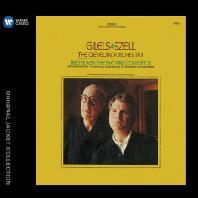 THE 5 PIANO CONCERTOS & VARIATIONS/ EMIL GILELS, GEORGE SZELL [워너 오리지널 자켓 컬렉션] [베토벤: 피아노 협주곡 전곡 & 변주곡 - 에밀 길렐스, 조지 셀] [한정반]