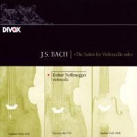 THE SUITES FOR VIOLONCELLO SOLO/ ESTHER NYFFENEGGER [바흐: 무반주 첼로 모음곡 전곡 - 에스더 니페네거]