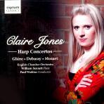 HARP CONCERTOS/ CLAIRE JONES, PAUL WATKINS