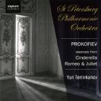 EXCERPTS FROM CINDERELA, ROMEO & JULIET/ YURI TEMIRKANOV