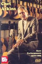 CHET ATKINS: RARE PERFORMANCES 1976-1995 [쳇 앳킨스 미발표 영상 1976-95]