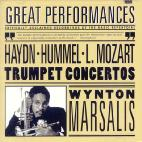 TRUMPET CONCERTOS/ WYNTON MARSALIS [GREAT PERFORMANCES]