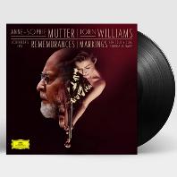 "REMEMBRANCES, MARKINGS/ ANNE-SOPHIE MUTTER [존 윌리엄스: 리멤버런스, 마킹 - 무터] [10"" 45RPM SINGLE LP]"