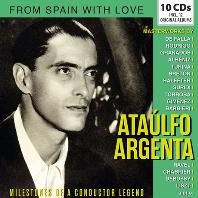 FROM SPAIN WITH LOVE [스페인의 위대한 지휘자: 알베니스, 그라나도스, 로드리고 외 - 아타울포 아르헨타]