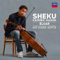 CELLO CONCERTO/ SHEKU KANNEH-MASON, SIMON RATTLE [엘가: 첼로 협주곡 | 세쿠 카네-메이슨, 래틀]