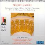 SALZBURGER FESTSPIELE 1956/ MOZARTEUM ORCHESTER SALZBURG/ BERNHARD PAUMGARTNER