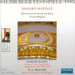 SALZBURGER FESTSPIELE 1995/ MOZARTEUM ORCHESTER SALZBURG/ FRANS BRUGGEN
