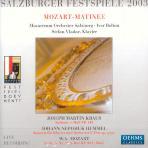 SALZBURGER FESTSPIELE 2003/ MOZARTEUM ORCHESTER SALZBURG/ IVOR BOLTON
