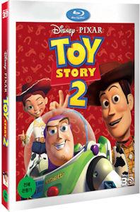 토이 스토리 2: 3D [TOY STORY 2] [13년 6월 월트디즈니 블루레이 프로모션]
