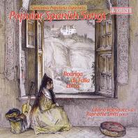 POPULAR SPANISH SONGS/ LILIANA RODRIGUEZ, RAPHAELLA SMITS [로르카, 파야, 로드리고: 스페인 유명 가곡집 - 릴리아나 로드리게스, 라파엘라 스미츠]