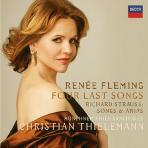 FOUR LAST SONGS: STRAUSS SONGS & ARIAS/ CHRISTIAN THIELEMANN [르네 플레밍: 슈트라우스 네개의 마지막 노래 & 아리아]