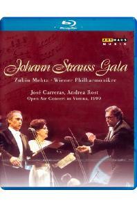 JOHANN STRAUSS GALA: OPEN AIR CONCERT IN VIENNA 1999/ ZUBIN MEHTA [요한 슈트라우스: 갈라 콘서트]