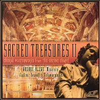 SACRED TREASURES 2: MISERERE/ VLADIMIR IVANOFF [종교 합창곡 모음 2집: 알레그리 미제레레]