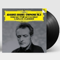 SYMPHONY NO.4/ CARLOS KLEIBER [브람스: 교향곡 4번] [LP]