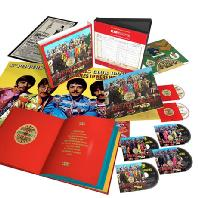 SGT. PEPPER`S LONELY HEARTS CLUB BAND [ANNIVERSARY EDITION] [4CD+DVD+BD] [SUPER DELUXE LIMITED EDITION]