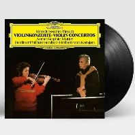 VIOLIN CONCERTOS/ ANNE-SOPHIE MUTTER, HERBERT VON KARAJAN [180G LP] [멘델스존 & 브루흐: 바이올린 협주곡 - 무터 & 카라얀]