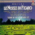 LE NOZZE DI FIGARO/ HARNONCOURT