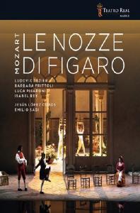 LE NOZZE DI FIGARO/ JESUS LOPEZ COBOS [모차르트: 피가로의 결혼]
