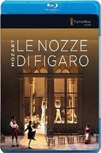 LE NOZZE DI FIGARO/ JESUS LOPEZ COBOS [모차르트: 피가로의 결혼] [블루레이 전용플레이어 사용]