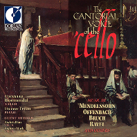 THE CANTORIAL VOICE OF THE CELLO/ COENRAAD BLOEMENDAL [SACD HYBRID] [쿤라드 블루멘달: 첼로의 성가]