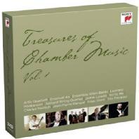 TREASURES OF CHAMBER MUSIC VOL.1